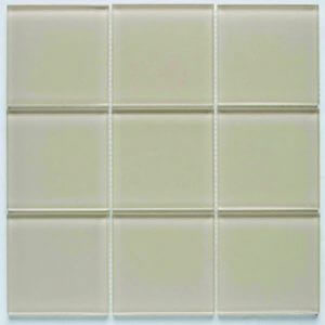 Picture of Belle Shiny Glass Mosaic Sheet | 300 x 300mm | Order Online | South Africa