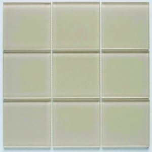 Picture of Belle Shiny Glass Mosaic Sheet   300 x 300mm   Order Online   South Africa