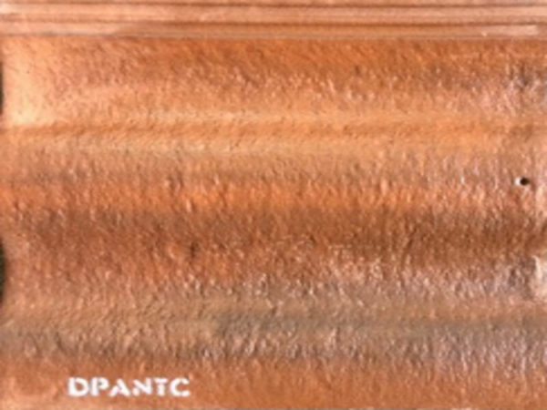 Picture of Red Matt Double Roman Plus Roof Tile | 330 x 420mm | Order Online | South Africa
