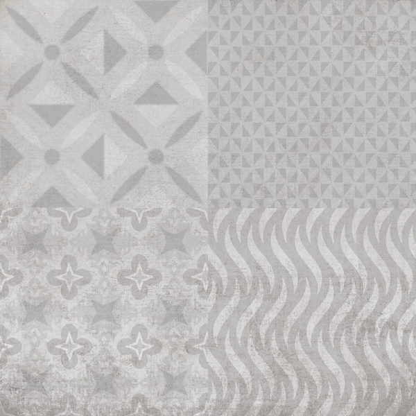 Picture of Abstract rey Pattern Matt Ceramic Floor/Wall Tile | 490 x 490mm | Order Online | South Africa