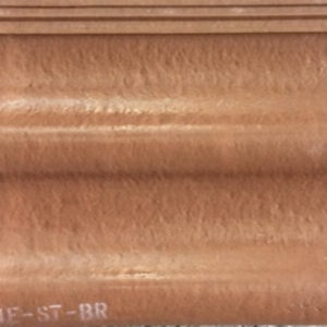 Picture of Cold Brown Matt Mendip Roof Tile | 330 x 420mm | Order Online | South Africa