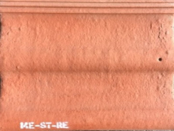 Picture of Apple Red Matt Mendip Roof Tile | 330 x 420mm | Order Online | South Africa