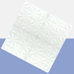Picture of Polystyrene Ceiling Tile - White   500 x 500mm   Order Online   South Africa