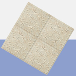 Picture of Polystyrene Ceiling Tile - Beige | 500 x 500mm | Order Online | South Africa