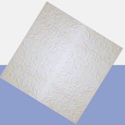 Picture of Polystyrene Ceiling Tile - Pearl | 500 x 500mm | Order Online | South Africa