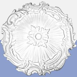 Picture or Polystyrene Ceiling Medallion 430mm | Buy Now | South Africa