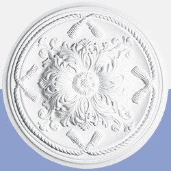 Picture or Polystyrene Ceiling Medallion 460mm   Buy Now   South Africa