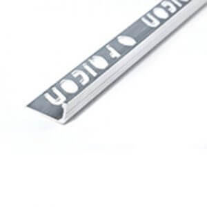 Picture of Aluminium Straight Edge Trim | 12mm x 2.5m | Order Online | South Africa