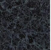 Picture of Black Shiny Glazed Ceramic Floor/Wall Tile | 400 x 400mm | Order Online | South Africa