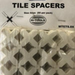 Picture of 8mm tile spacers | Buy Now | South Africa