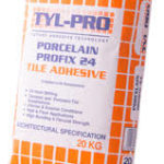 Picture of Porcelain Profix 24hr Tile Adhesive Cement | 20kg | Order Onine | South Africa