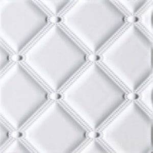 Picture of White Shiny Pattern Ceramic Wall Tile | 200 x 300mm | Order Online | South Africa