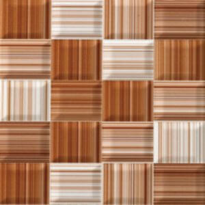 Picture of Brown Pattern Shiny Ceramic Wall Tile | 250 x 400mm | Order Online | South Africa