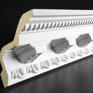 Picture of Olyurethane Cornice - 2400 x 92 x 100mm | Buy Now | South Africa