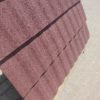20200224 130016 scaled | Tiles4All | Burgundy Textured Steel Roof Sheet - 370 x 1600mm