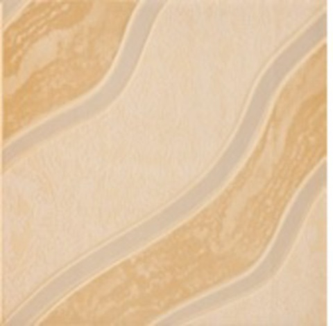 Picture of Beige Shiny Glazed Ceramic Floor/Wall Tile - 400 x 400mm | Order Online | South Africa