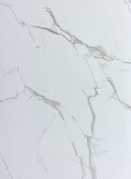 Picture of Marble White Shiny Porcelain Floor/Wall Tile   600 x 600mm   Order Online   South Africa