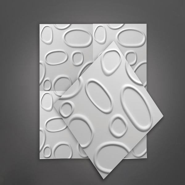 Picture of Calypso Plain Matt 3D Wall Art | 500 x 500mm | Order Online | South Africa