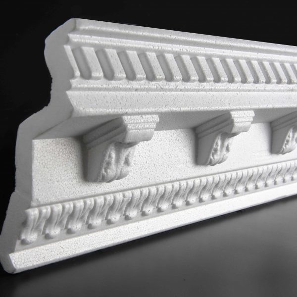 Picture of Decorative Polystyrene Cornices - 2000 x 135 x 100mm | Buy Online | South Africa