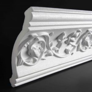Picture of Decorative Polystyrene Cornices - 2000 x 160 x 130mm | Buy Online | South Africa