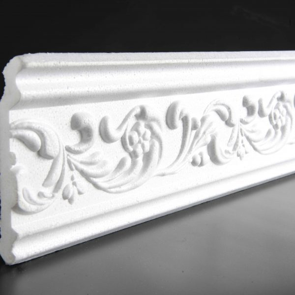 Picture of Decorative Polystyrene Cornices - 2000 x 55 x 60mm | Buy Online | South Africa