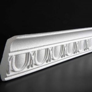 Picture of Decorative Polystyrene Cornice - 2000 x 50 x 75mm | Order Online | South Africa