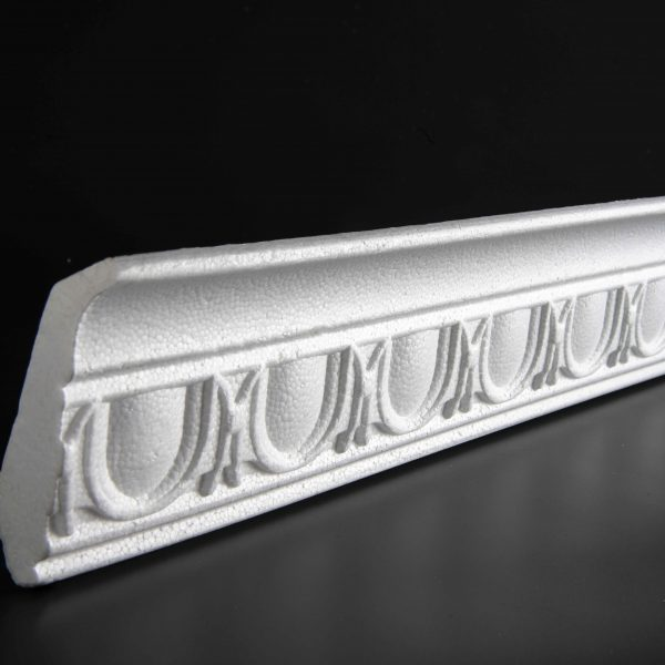 Picture of Decorative Polystyrene Cornice - 2000 x 50 x 75mm   Order Online   South Africa