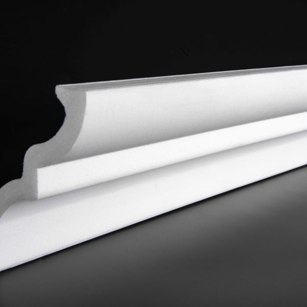 Picture of Extruded Polystyrene Cornice - 2000 x 50 x 40mm | Buy Online | South Africa
