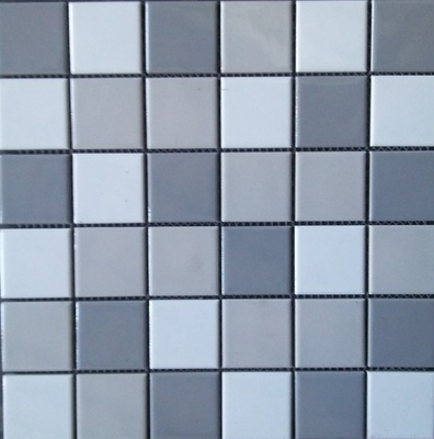 Picture of Grey Mix Ceramic Mosaic Sheet   300 x 300mm   Order Online  South Africa