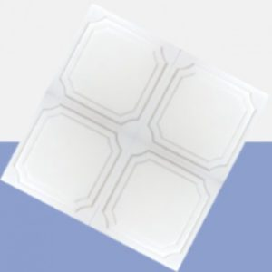 Picture of White Polystyrene Ceiling Tile - White | 500 x 500mm | Order Online | South Africa