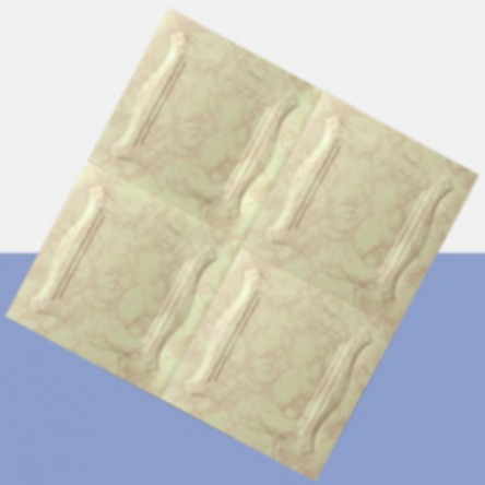 Picture of Beige Marble Polystyrene Ceiling Tile   500 x 500mm   Order Online   South Africa