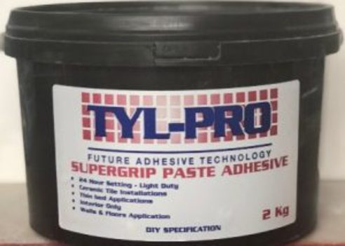 Picture of Supergrip Paste Adhesive | 2kg | Order Online | South Africa