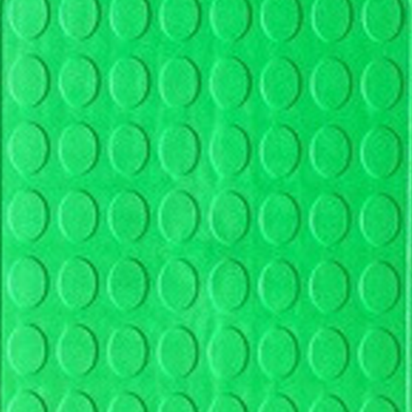 Picture of Green Rubber Interlocking Tiles Floor | 330 x 330mm | Order Online | South Africa