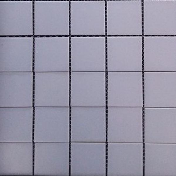 Picture of Grey Shiny Ceramic Mosaic | 306 x 306mm | Order Online | South Africa