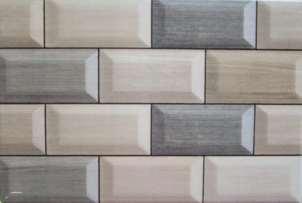 Picture of Tile Brown Shiny Glazed Ceramic Wall Tile | 200 x 300mm | Order Online | South Africa