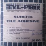 Picture of Surefix Ceramic Tile Adhesive | 20kg | Order Online | South Africa