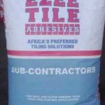 Picture of Ezee Tile 24hr Tile Adhesive Cement | 20kg | Order Online | South Africa