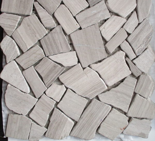 Picture of Grey Stone Look Mosaic   300 x 300mm   Order Online   South Africa Tiles 4 All
