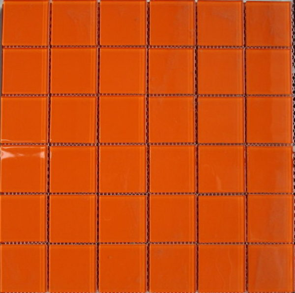 Picture of Orange Glass Mosaic | 300 x 300mm | Order Online | South Africa Tiles 4 All