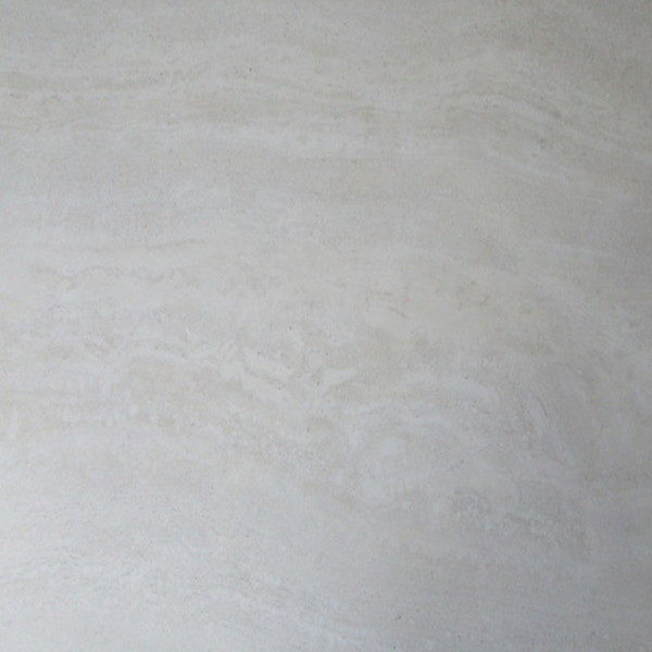 Travertino Roma Branco Beige Ceramic Floor Wall Tile - 600 x 600mm | Order Online | South Africa Tiles 4 All