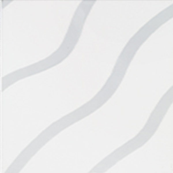White & Silver Shiny Glazed Ceramic Wall Tile - 200 x 300mm | Order Online | South Africa