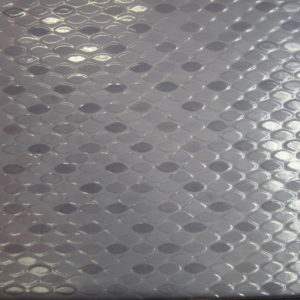 Picture of Silver Grey Shiny Oval Texture Ceramic Wall Tile | 350 x 570mm | Order Online | South Africa Tiles 4 All