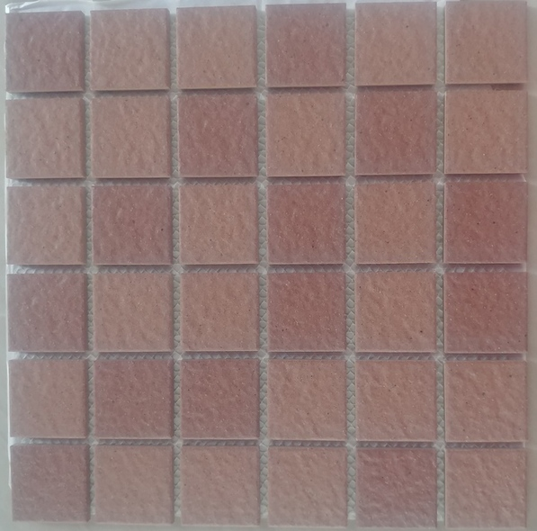 Picture of Glazed Clay Mosaic Sheet | 300 x 300mm | Order Online | South Africa Tiles 4 All