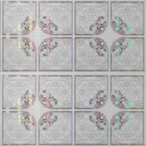 Picture of Multi Colour Effect PVC Ceiling Board Iris Diamond   3900 x 300 x 6mm   Order Online   South Africa Tiles 4 All