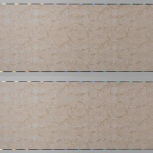 Picture of Brown Flower Pattern PVC Ceiling Board Joy   3900 x 300 x 6mm   Order Online   South Africa