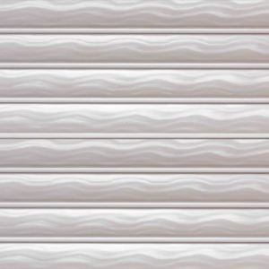 Picture of White PVC Ceiling Board Wave 3900 x 250 x 6mm   Buy Now   Tiles 4 All
