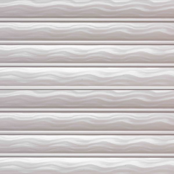 Picture of White PVC Ceiling Board Wave 3900 x 250 x 6mm | Buy Now | Tiles 4 All