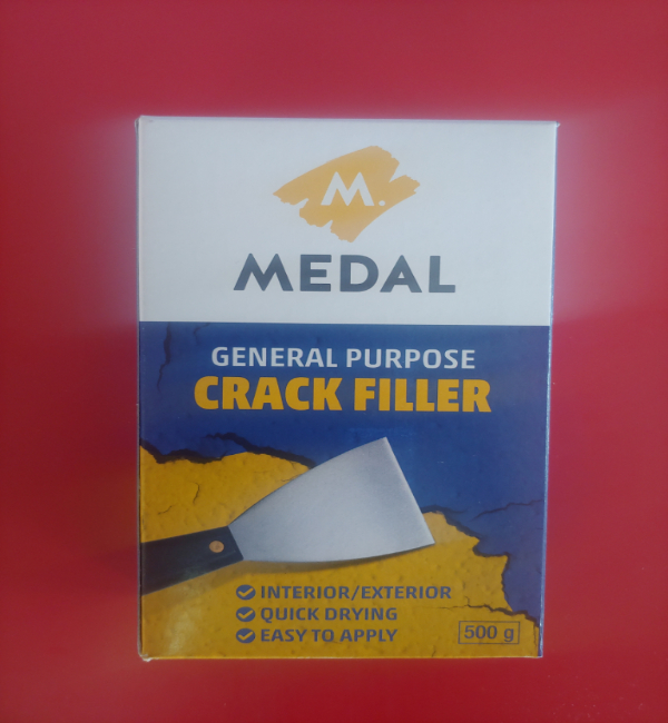 Medal General Purpose Crack Filler 500g