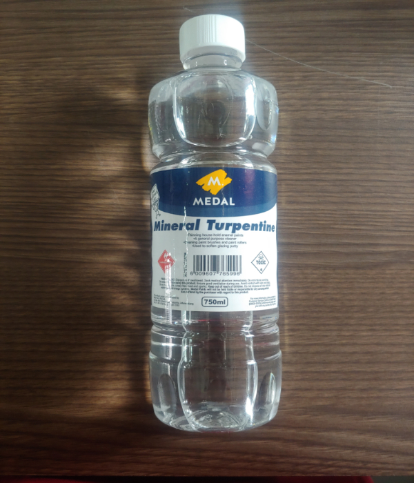 Medal Mineral Turpentine 750ml
